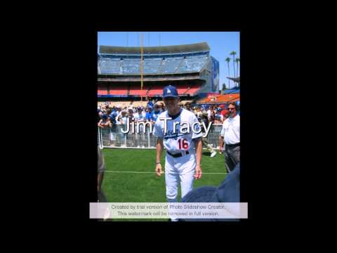 Dodgersvideo special: Slidshow pictures of  Dodgers Photo Day 2005