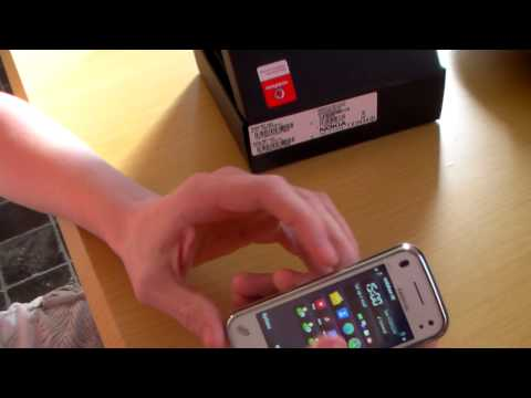 UnBoxing: Nokia N97 Mini
