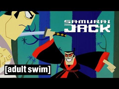 Jack versus Jack | Samurai Jack | Adult Swim