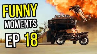 PUBG Funny Moments Ep 18