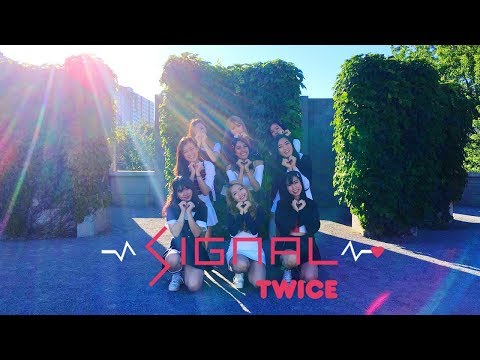 [EAST2WEST] TWICE (트와이스) - Signal Dance Cover