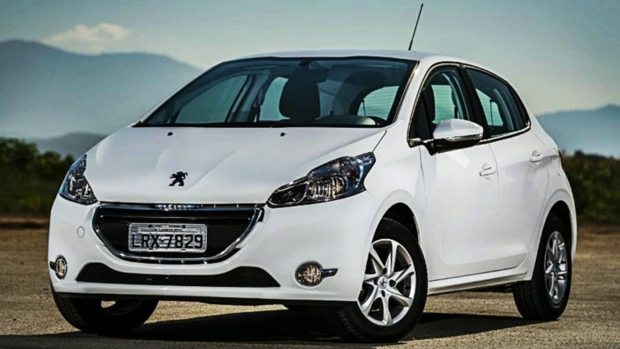 Peugeot 208 - 2017 - Avaliação - YouTube