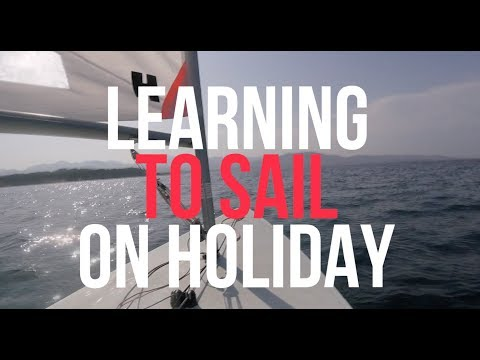 Learn to Sail on Holiday - Dinghy Sailing in Croatia - Benefits of learning