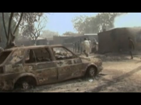 Boko Haram Massacres 86 In Nigeria