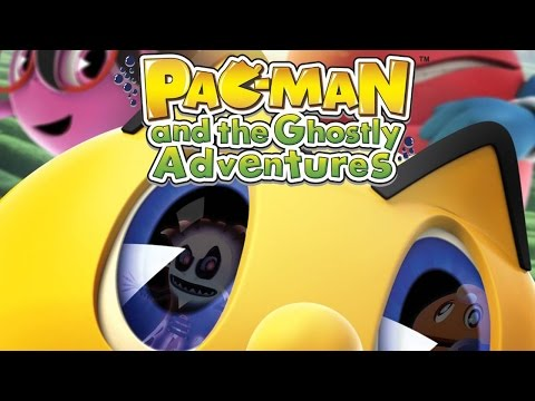CGR Undertow - PAC-MAN AND THE GHOSTLY ADVENTURES Review For Nintendo Wii U