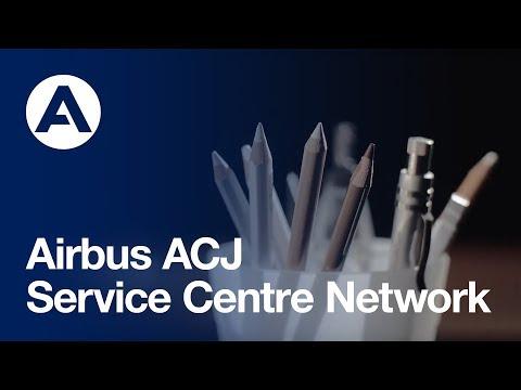 Airbus ACJ Service Centre Network
