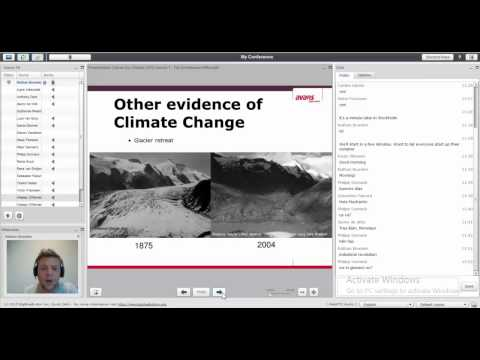 Lesson 1 - Environmental Change and the Greenhouse Effect