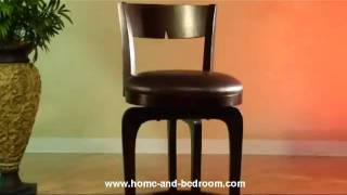 Luna Bar Stool - Video - Hillsdale Furniture
