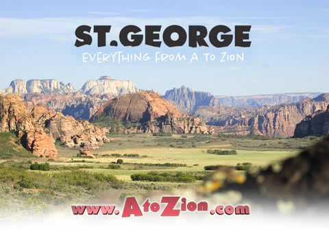St.George, Utah- Trip Advisors #1 travel hotspot for 2009