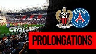 Nice 0-3 Paris : prolongations