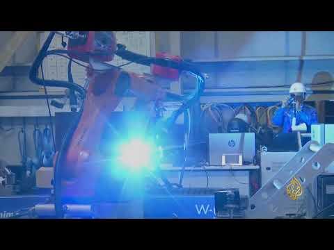 هذا الصباح - روبوت ياباني يحل محل عمال البناء  - نشر قبل 8 ساعة