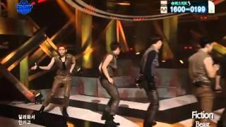 Cover images [K-POP]Mnet - M countdown,BEAST(Fiction), CJ E&M