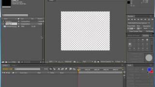 Работа с группой композиций в Adobe After Effects CS5 (11/49)