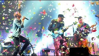 Coldplay - A Sky full of Stars Live at Glastonbury 2016 HD