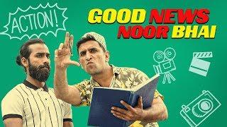 Good News Noor Bhai  Information Up Coming Project  Shehbaaz Khan Comedy