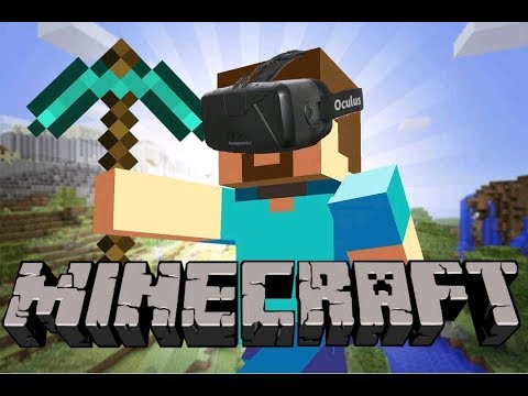 Minecraft en VR y Epic Minigames | Juegos en realidad virtual Oculus Rift ⭐️ GamePlaysMix
