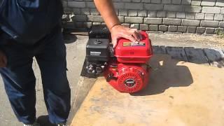 Запуск бензинового двигателя для мотоблока и культиватора(, 2015-07-07T14:05:16.000Z)
