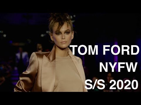 [Tap The Bell 🔔] TOM FORD | SUMMER 2020 | FULL SHOW
