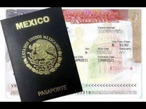Paises De Latinoamerica Que No Necesitan Visa Para Mexico