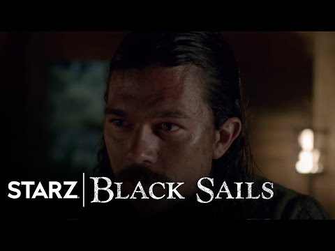 Black Sails | The Best of Black Sails: Silver's Warning Speech | STARZ