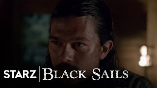 Black Sails | The Best of Black Sails: Silver's Warning Speech | STARZ