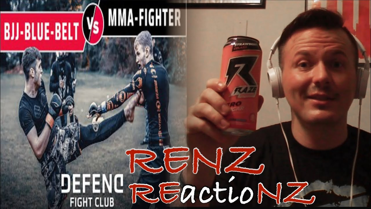 RENZ REactioNZ : Russian BJJ champ vs German MMA fighter