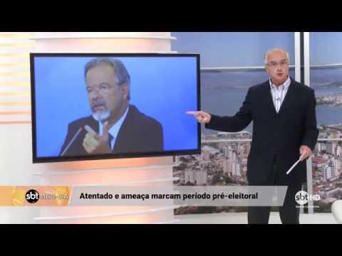 Cláudio Prisco Paraíso: ameaça à caravana de Lula (28/03/2018)