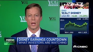 Disney has a long runway for growth: YCG's portfolio manager