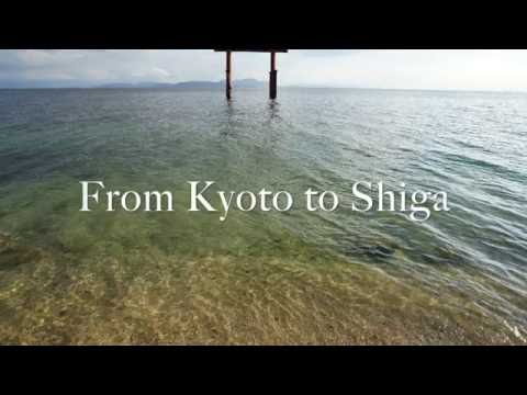 Japan Travel   From Kyoto to Shiga, beautiful nature of around Lake Biwa