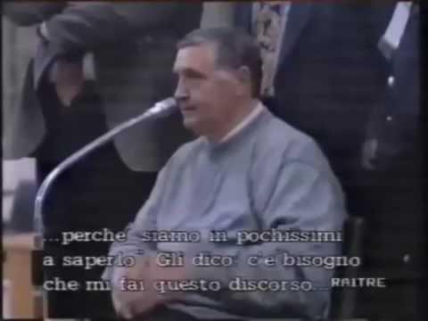 """Cassazione: """"Morte dignitosa per Totò Riina"""". TG 98"""