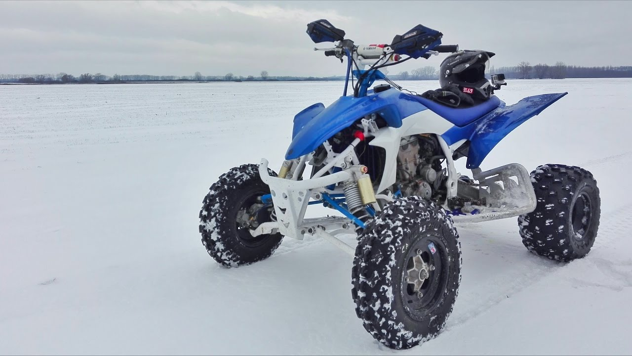 yamaha yfz 450 wake up youtube