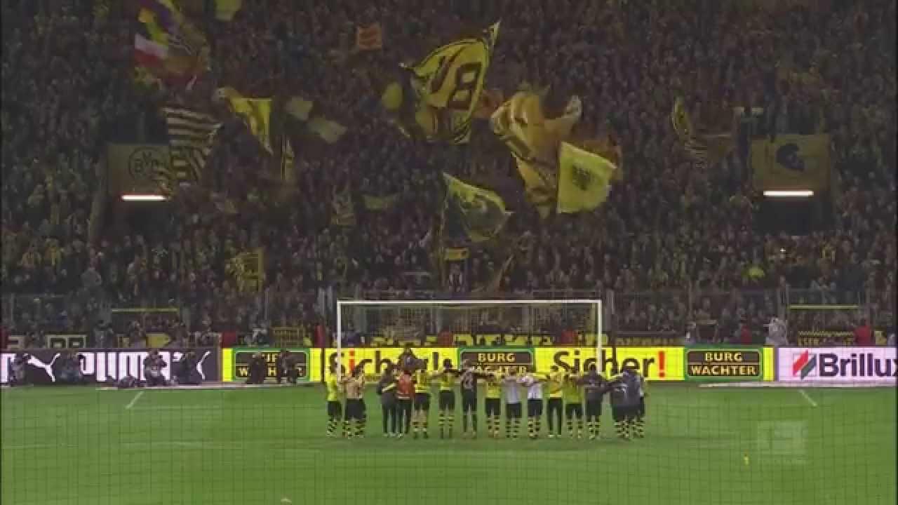 Quot Jingle Bells Quot S 252 Dtrib 252 Ne Yellow Wall Dortmund Bvb