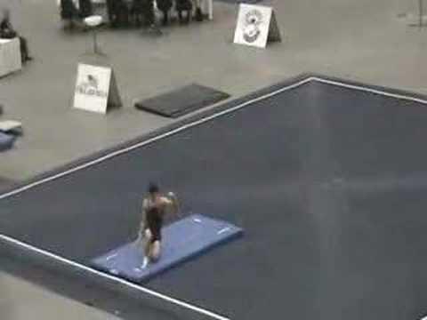 Robby Andersen-2007 Nationals Floor EF