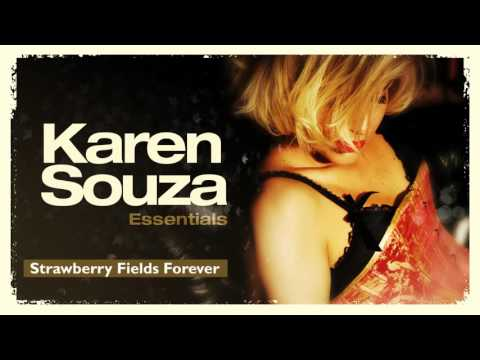 Strawberry Fields Forever - Karen Souza