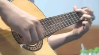 về quê guitar solo