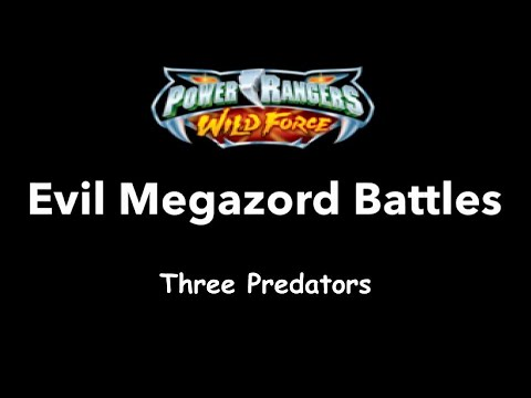 Power Rangers Wild Force Megazord Battle (Fan-Version)
