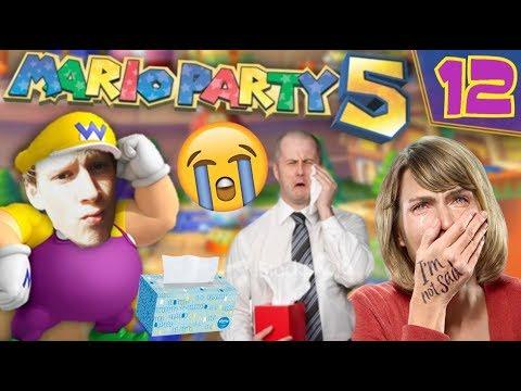 Huilen op de Middelbare School - Mario Party 5 #12