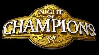 "WWE: Night Of Champions 2013 Theme ""Night Of Gold"" [CDQ + Download Link]"