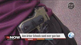 INTERVIEW: Gun debate over open carry laws in Michigan