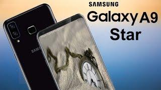 Samsung Galaxy A9 Star với Snapdragon 660 Camera 24 Mpx giá từ 13 triệu