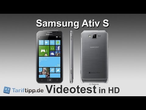 Samsung Ativ S | Test in HD (deutsch)