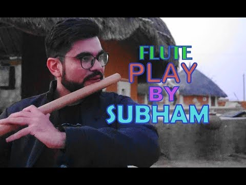 Flute  Play  By  Shubham