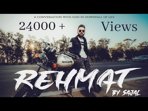 Rehmat By Sajal |  Official Music Video |  Latest Hindi Song
