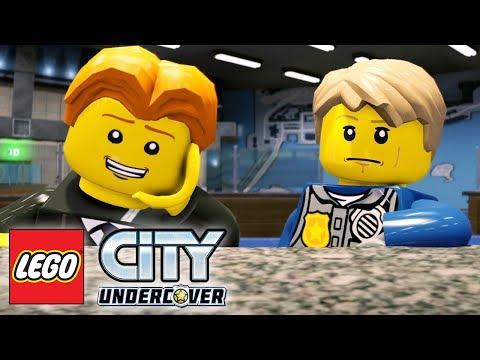 LEGO City Undercover #26 — Как Найти Все Локаторы Красные Кубы {PS4} прохождение часть 26