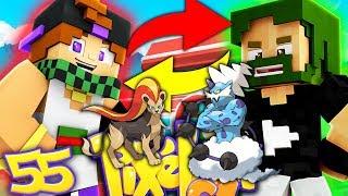 LA CHALLENGE DEGLI SCAMBI CONTRO TEARLESS! - Minecraft ITA PIXELMON GX EP.55