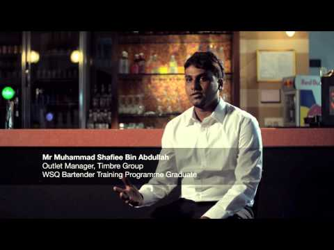 Corporate Video: WDA WSQ Timbre