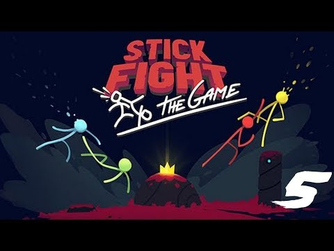 Download Youtube: BROUGHT A KNIFE TO A GUN FIGHT | STICK FIGHT THE GAME #5