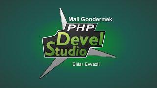 #6 Php Devel Studio 3.0-ile program duzeltmek (Maile Sms Gondermek)