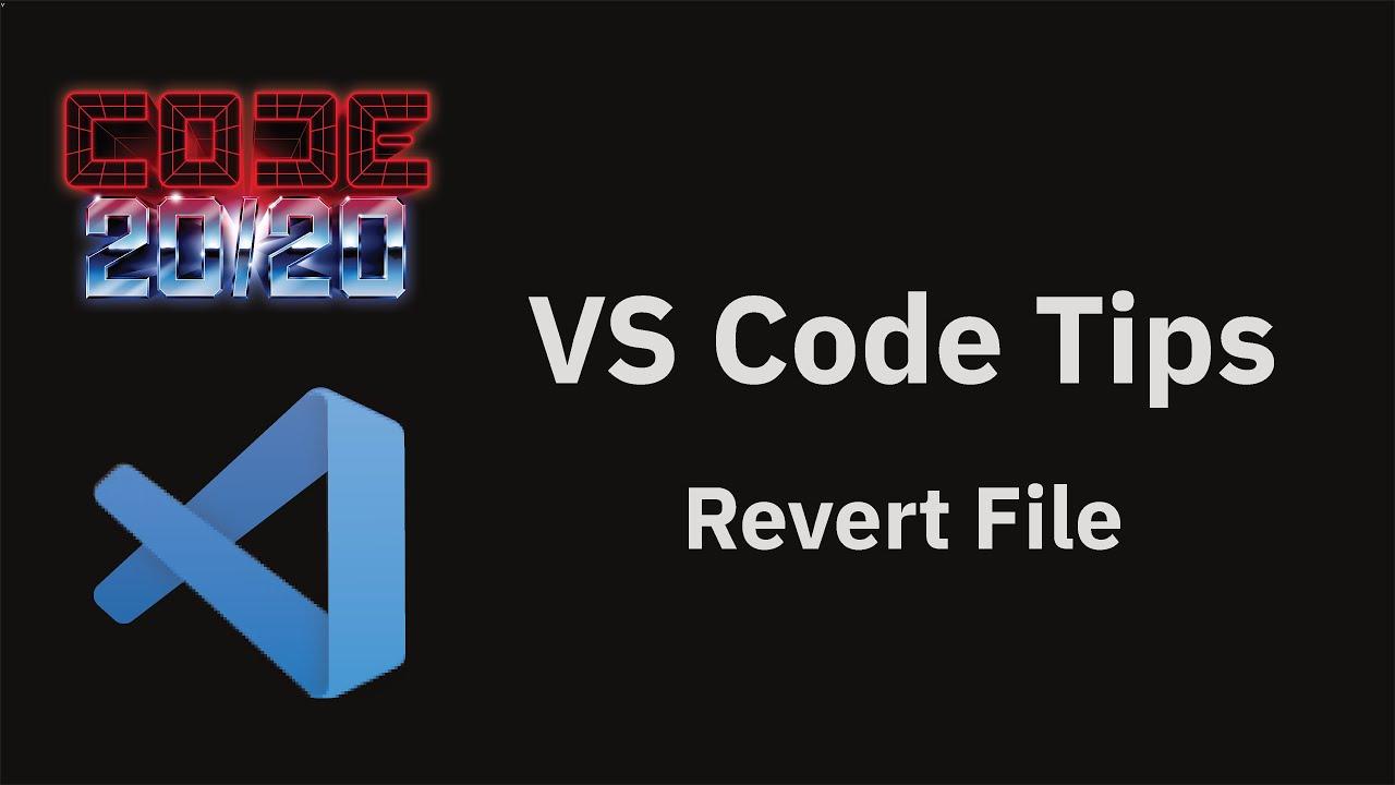 Revert File