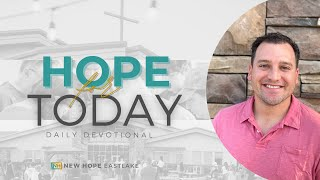 Hope for Today by Pastor Garrison | 9.22.20